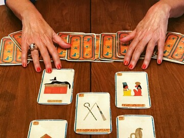 Services: Tarot Reading for Clarity and Focus