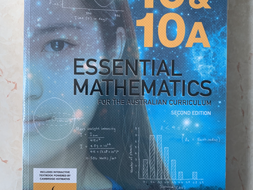 Selling with online payment: 10 & 10A Essential Mathematics for the Australian Curriculum