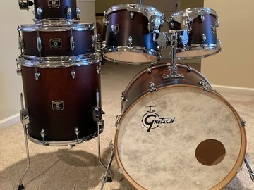 VIP Members' Sales Only: Gretsch Catalina Maple 6 piece Shell Pack
