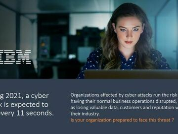 Free Consultations: IBM - Take the cyber resiliency assessment