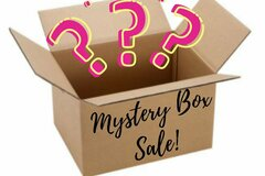 Liquidation/Wholesale Lot: Small mystery box toy lot new items lego, minecraft, fortnight et