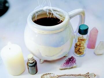Selling: Ritual Tea Reading