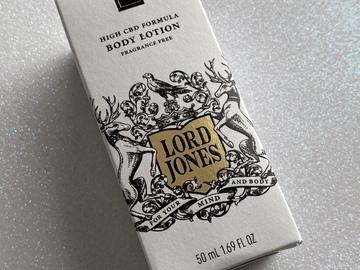 Venta: Lord Jones lotion 50ml