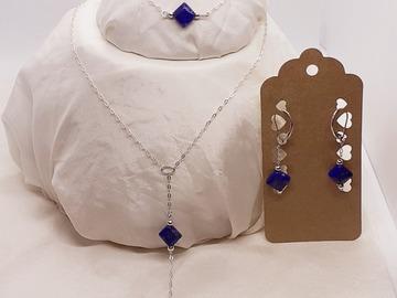 Vente au détail: Parure Lapis-Lazuli