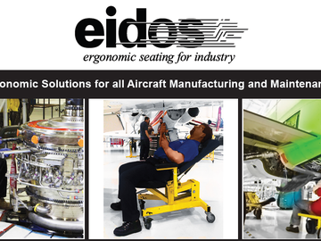Suppliers: Eidos Ergonomic seating for Industry