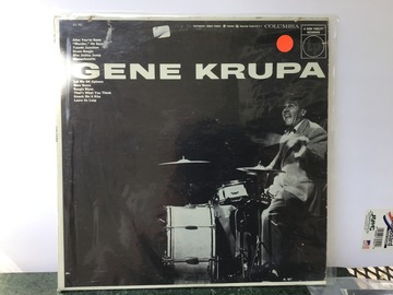 Selling with online payment: Gene Krupa LP Record Columbia