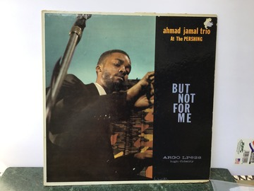 Selling with online payment: Ahmad Jamal with Vernel Fournier on drums
