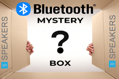 Liquidation/Wholesale Lot: Mystery Box Great Deal Bluetooth Speakers