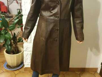Vente: Vends manteau cuir Vintage