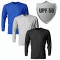 Liquidation/Wholesale Lot: MENS PERFORMANCE SUN SHIRTS UPF 50 (PACK OF 24)