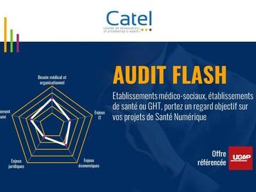 Mise en relation sans paiement en ligne: Audit Flash des activités e-santé