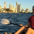 Hourly Rate: Fun & Easy Paddle Kayak in  the Heart of Surfers Paradise