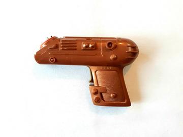 À vendre: Jouet ancien, pistolet spatial / sci-fi vintage 1960 D.G.B.M.