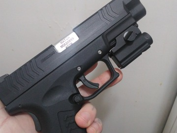 Selling: Springfield armory XD40 full metal