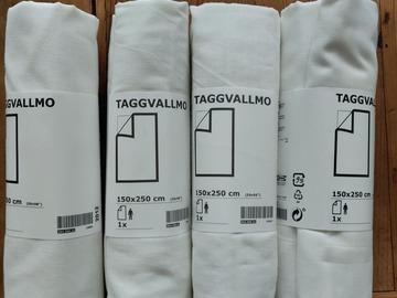 Ilmoitus: TAGGVALLMO-lakana x 4 kpl