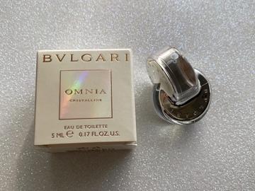 Venta: Bulgari miniature collection