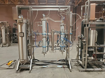 Contact for pricing: Vitalis Q90 CO2 Extraction system
