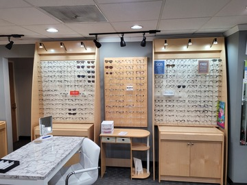 Selling with online payment: Eyedesigns frame boards and cabinets