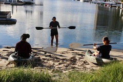 Daily Rate: Family Value pack - 4 X Kayaks for the Day
