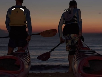 Monthly Rate: Staying for a while? 2 X Sea Kayaks (Delivery Included)