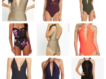 Liquidación / Lote Mayorista: [NWT's, Lot of 100] Ted Baker, One Piece Swimsuits!