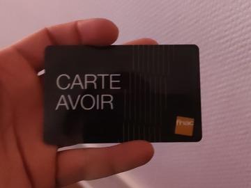 Vente: Avoir FNAC (1999€)