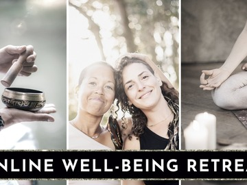Group Session Offering: Well-Being Retreat for Stress-Reduction and Self-Care