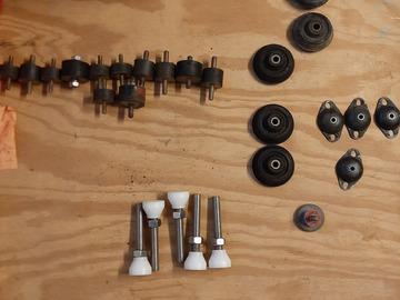 Faire offre: Silenblocs anti vibrations et bruits