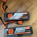 Selling: 2 Spektrum 4s 5000mah smart batteries