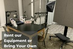 Rent Podcast Studio: Nexus Creative Studio I-465 & Michigan Rd