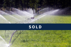For Sale: Spokane Area Irrigated Land & Water Right for Sale