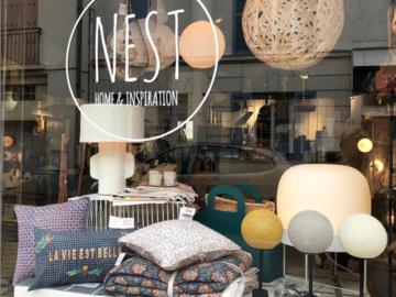 Partage: Nest - Clic & collect