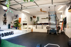 Available To Book & Pay (Hourly): Private Gym Studio - Hourly Rental