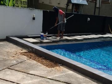 居家服务: Tukang cat rumah