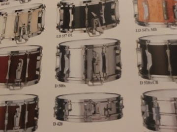 Selling with online payment: 1984 Sonor Drum Catalog