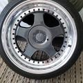 Selling: OZ 3 piece Pegasus wheels