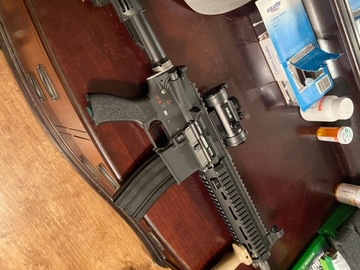 Selling: We-tech M4 SOL gbbr