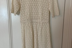 Selling: Lace dress Small