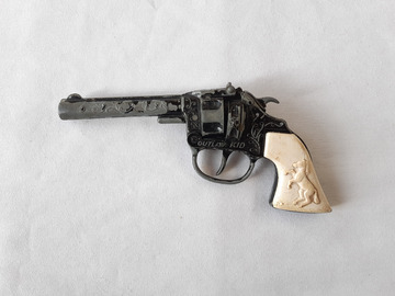 À vendre: Jouet pistolet cow-boy vintage 1960 Outlaw Kid made in England