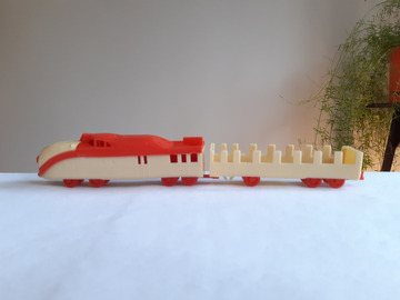 À vendre: Train miniature vintage 1960 Trans Europe Express Made in Germany