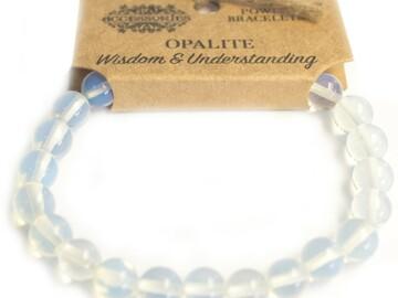 Selling: Power Bracelet - Opalite - WISDOM & UNDERSTANDING