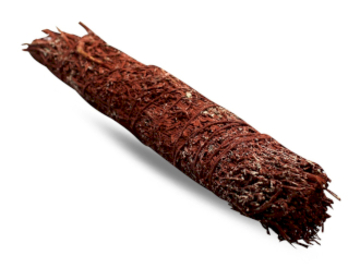Selling: Smudge Stick - Dragons Blood Sage 22.5 cm