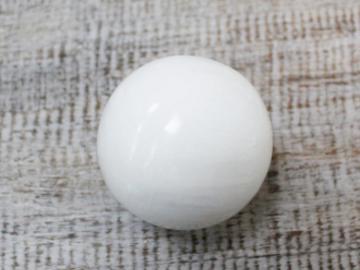 Selling:  Selenite Sphere - 5-6 cm