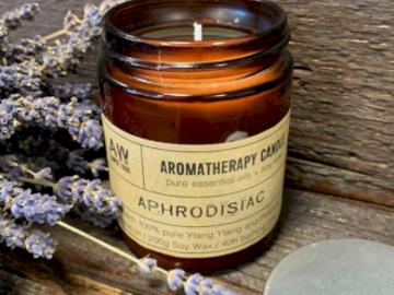 Selling: Aromatherapy Candle - Aphrodisiac