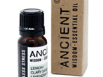 Selling: Less Stress Essential Oil Blend - Boxed - 10ml