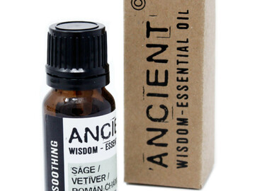 Selling: Soothing Essential Oil Blend - Boxed - 10ml