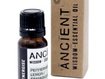Selling: Energising Essential Oil Blend - Boxed - 10ml
