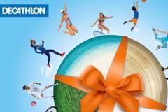 Vente: e-Carte cadeau Décathlon (26.3€)