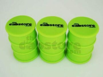 Post Now: Green Silicone Oil Barrel Drum Non Stick Container