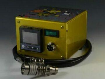 Post Now: High Tech Titanium Mini Honey Highve Custom Enail (Gold Bee)